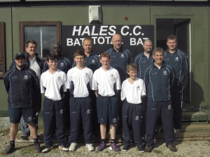 Team photo 2012
